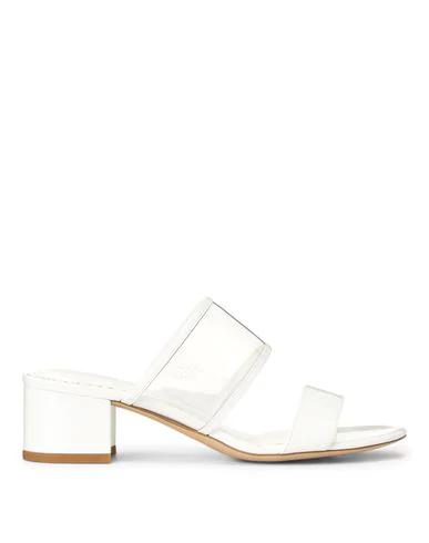 Lauren Ralph Lauren Sandals In White