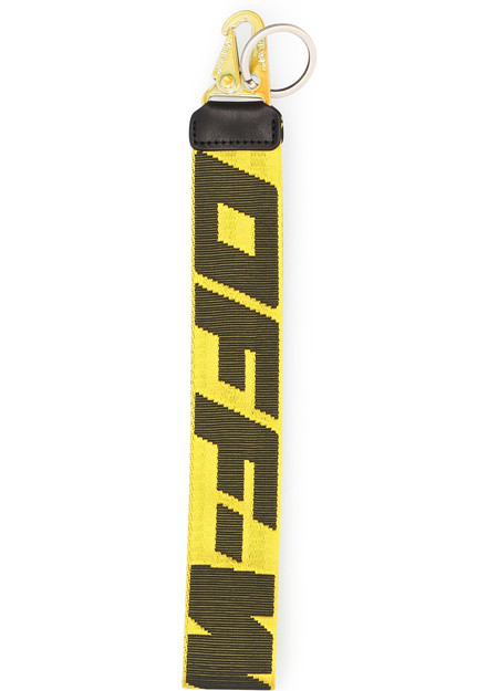 Off-white 2.0 Industrial Key Holder In Yellow