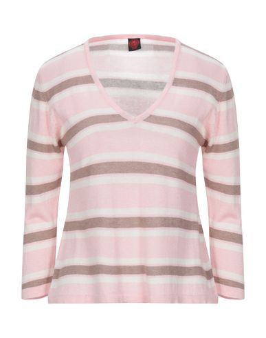 Happy Sheep Sweater In Pink