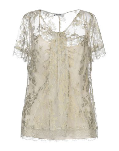 Moschino Cheap And Chic Blouse In Beige