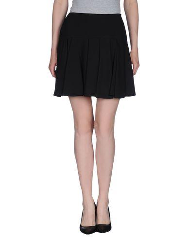 Saint Laurent Mini Skirt In Black