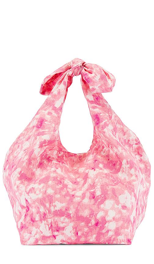 Faithfull The Brand Hanna 手提包 – Pink Roos Tie Dye