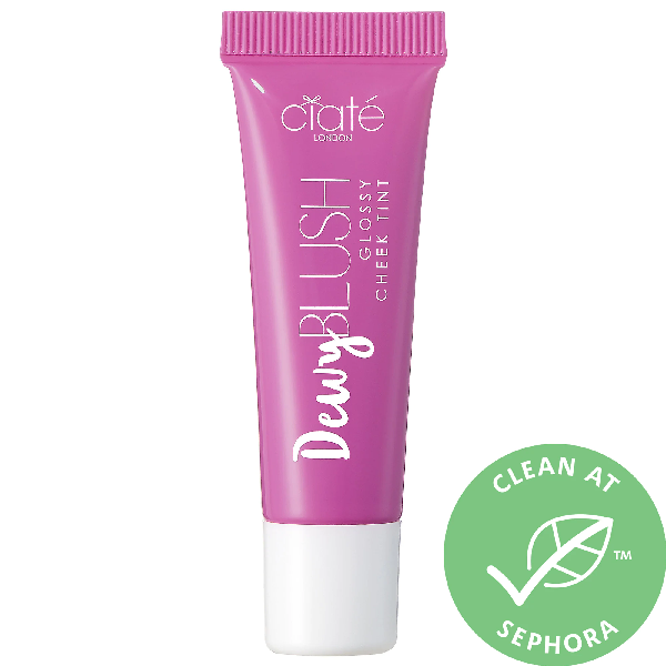 Ciate London Dewy Blush Pomegranate 0.33 oz/ 10 ml