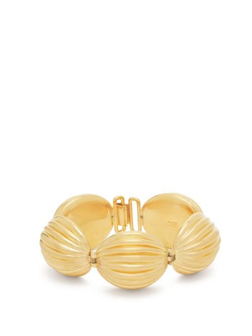 Loewe Nutshell Gold-plated Bracelet