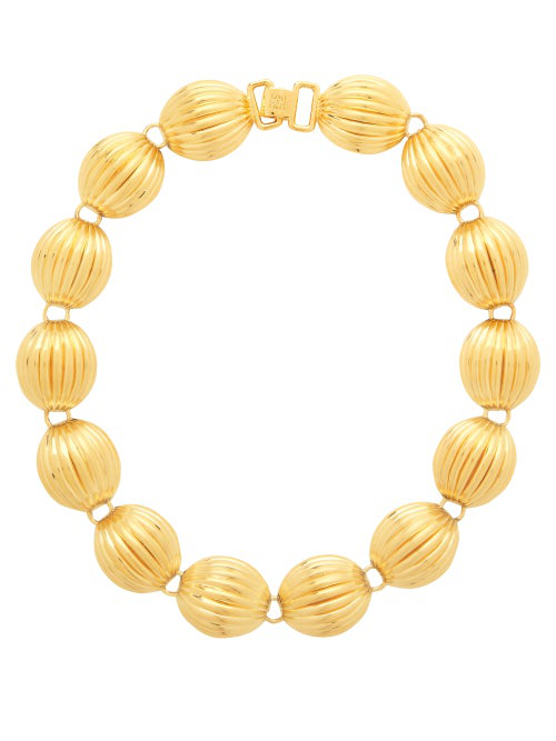Loewe Nutshell Gold-plated Necklace