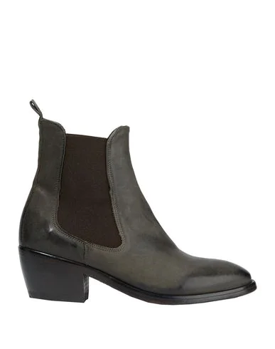 Catarina Martins Ankle Boot In Lead