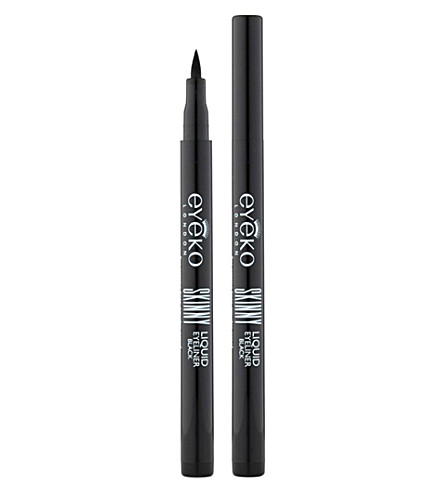 Eyeko Skinny Liquid Eyeliner In Black