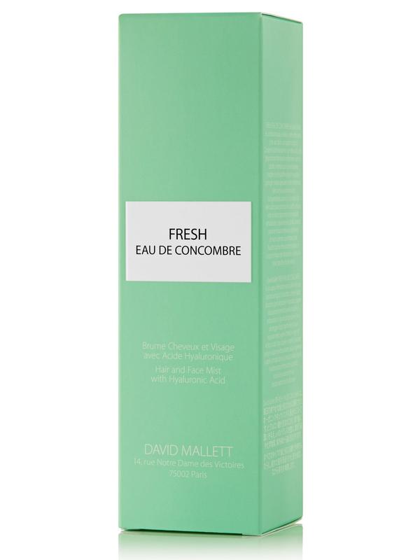 David Mallett Fresh Eau De Concombre Spray In Green