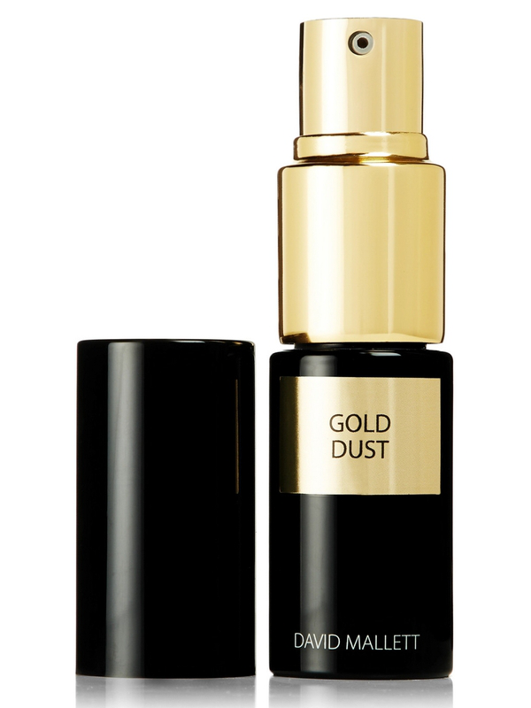 David Mallett Gold Dust Black