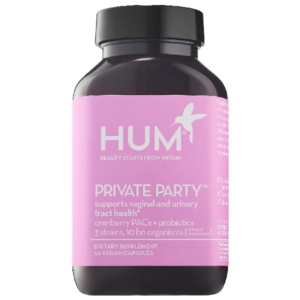 Hum Nutrition Private Party™: Supports Vaginal & Urinary Tract Health 30 Capsules