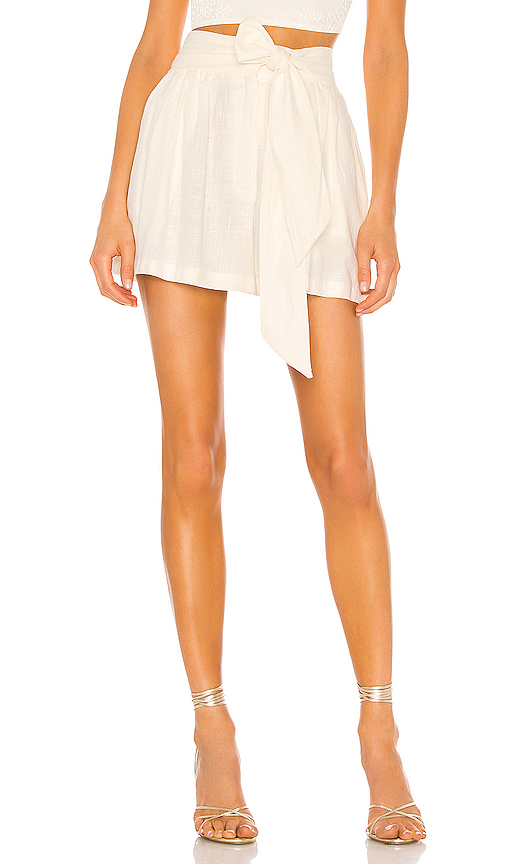 Misa Callae Shorts In Ivory