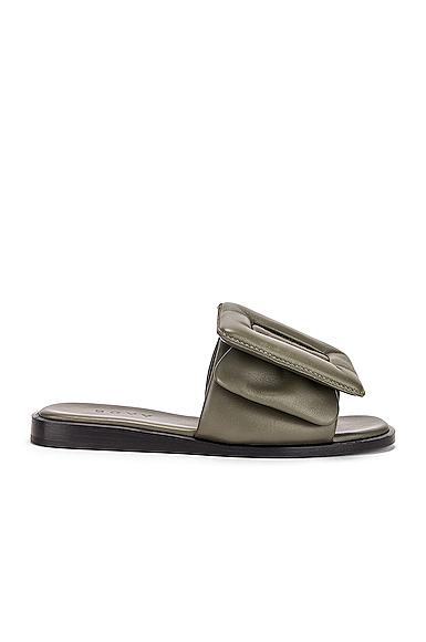 Boyy Puffy Sandal In Kalamata