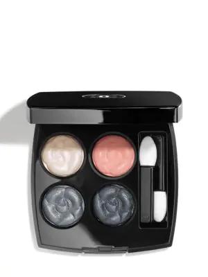 Chanel Multi-effect Quadra Eyeshadow In 358 Au Fil De L Eau