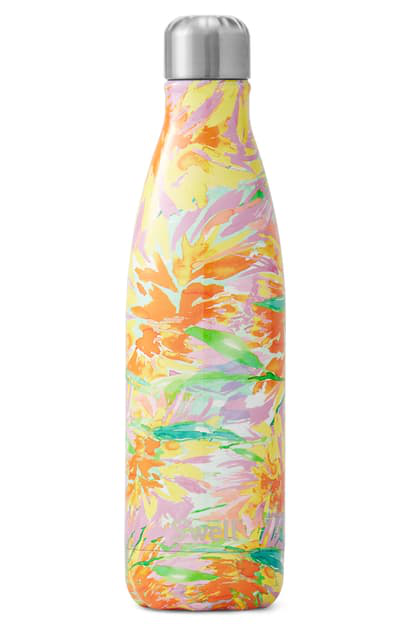 S'well Sunkissed 17-ounce Insulated Stainless Steel Water Bottle In Pink