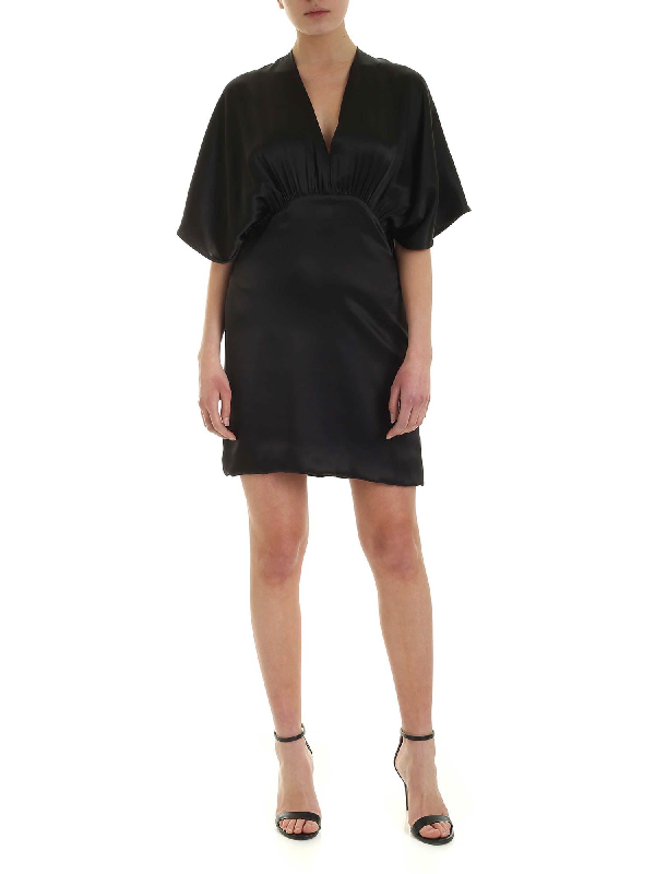 Semicouture Jessy Dress In Black