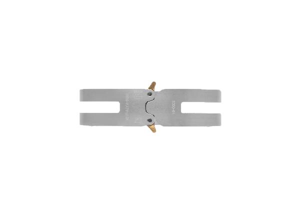 Alyx Rollercoaster Bracelet Silver