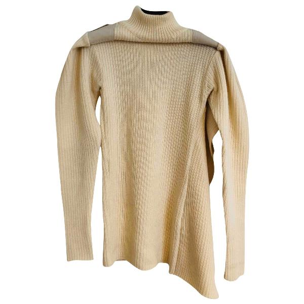 Y/project Beige Wool Knitwear