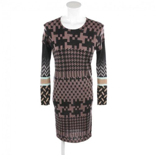 Lala Berlin Multicolour Wool Dress
