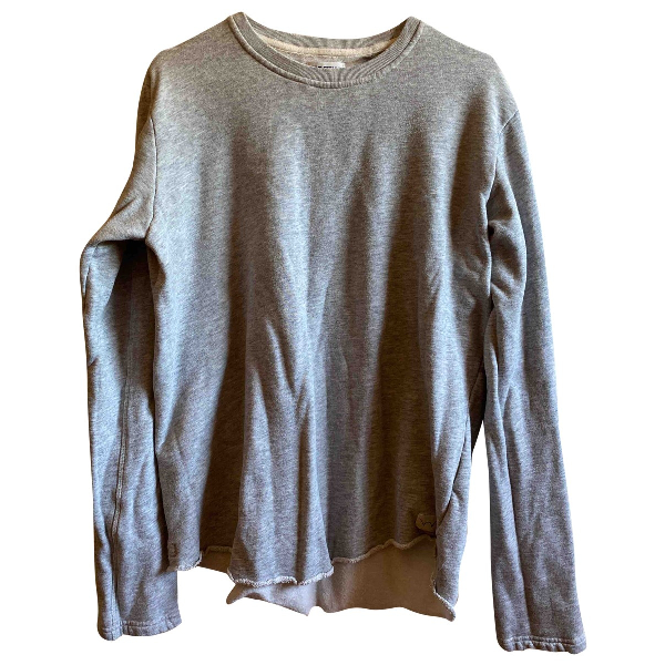Edwin Grey Cotton Knitwear & Sweatshirts