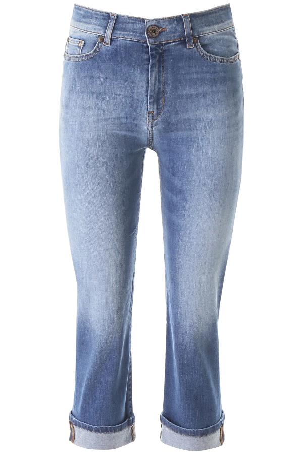 Weekend Max Mara Olea Denim Jeans In Blue
