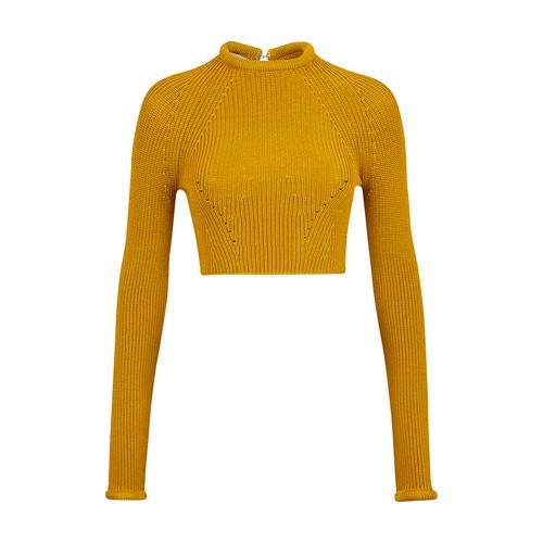 Fendi Jumper In Yellow