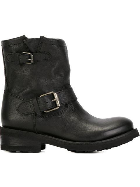 Ash 'tears Destroyer' Boots In Black