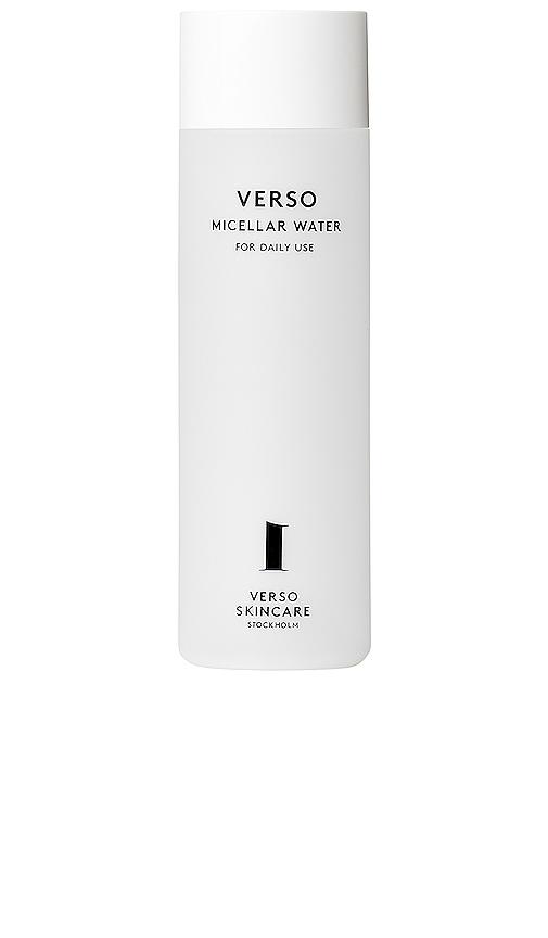 Verso Skincare Micellar Water In N,a