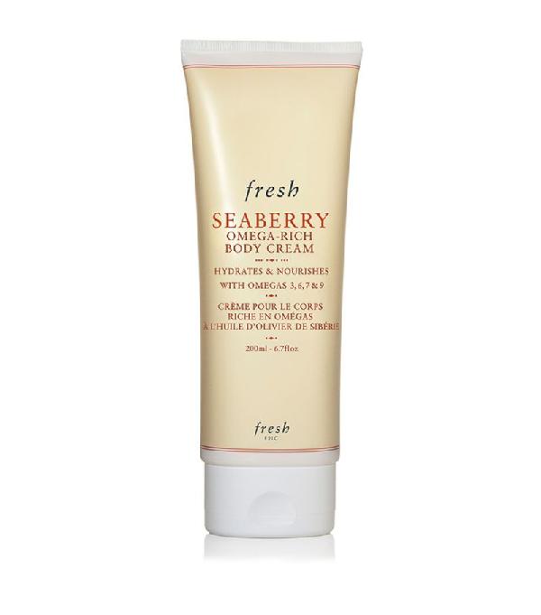 Fresh Seaberry Restorative Body Cream (200ml) In White