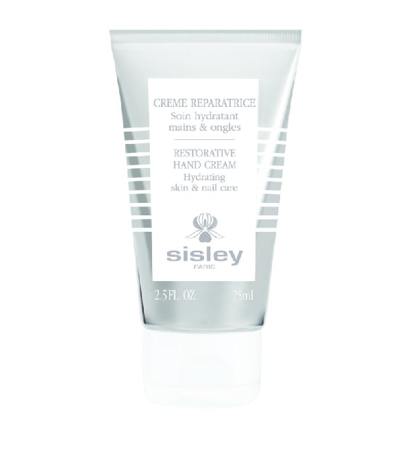Sisley Paris Restorative Hand Cream In White