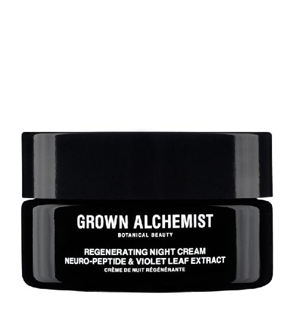 Grown Alchemist Regenerating Night Cream (40ml) In White