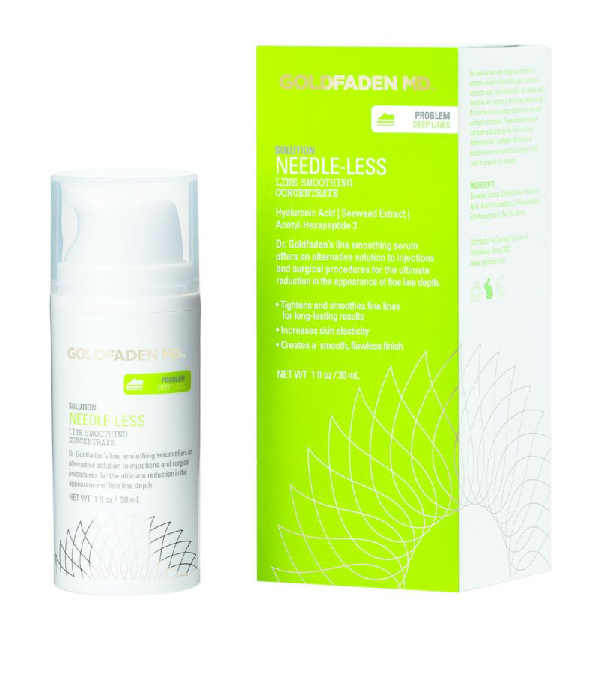 Goldfaden Md Needle-less Line Smoothing Concentrate In White
