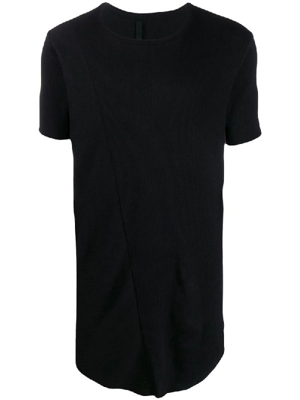 Army Of Me Oversized Cotton T-shirt In Black