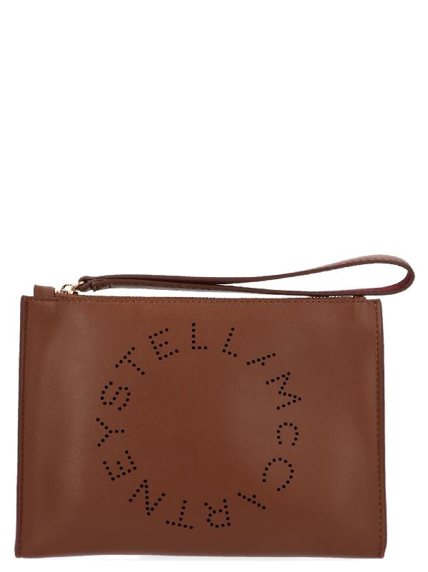 Stella Mccartney Stella Logo Bag In Multicolor