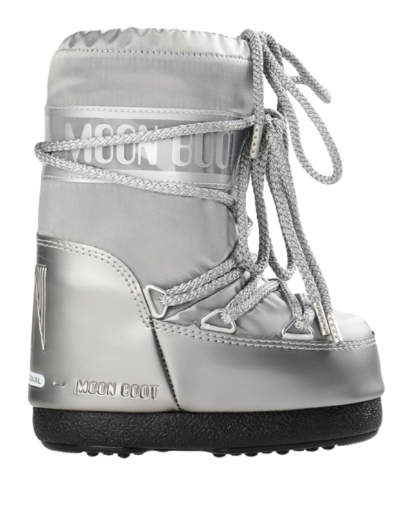 Moon Boot Boots In Grey