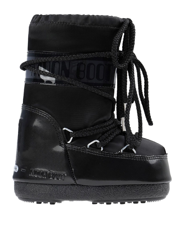 Moon Boot Boots In Black