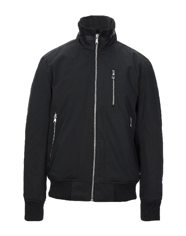 The Very Warm Jacket In Black