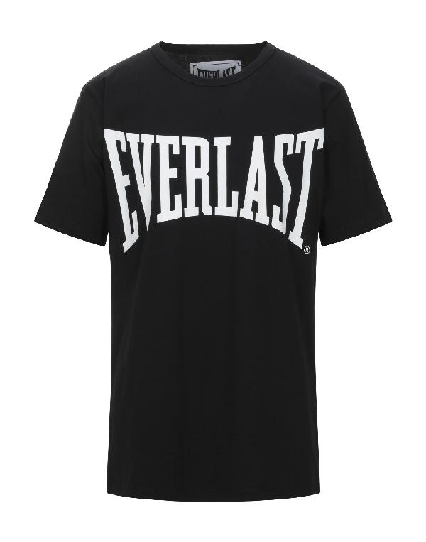 Everlast T-shirt In Black