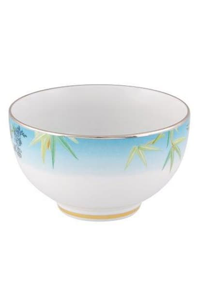 Christian Lacroix Reveries Rice Bowl In White