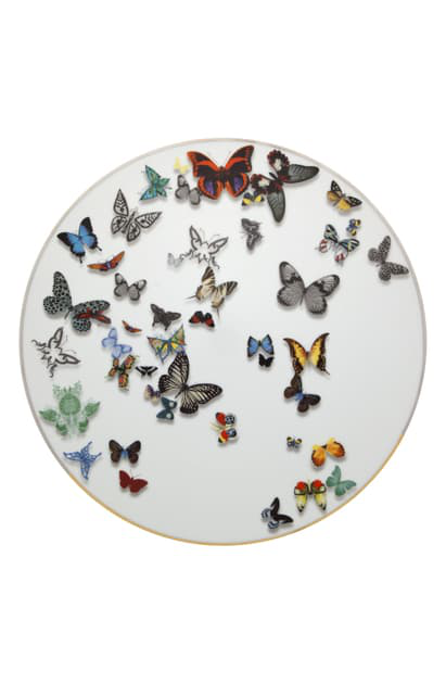 Christian Lacroix Butterfly Parade Charger Plate In Multi