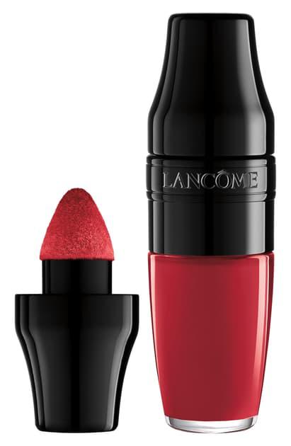 LancÔme Matte Shaker High Pigment Liquid Lipstick In Kiss Me Cherie