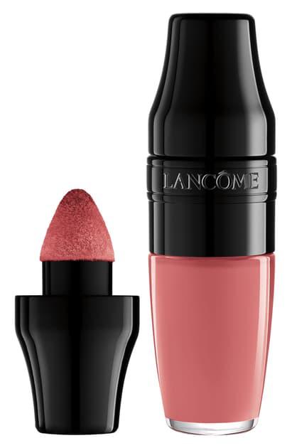LancÔme Matte Shaker High Pigment Liquid Lipstick In Beige Vintage
