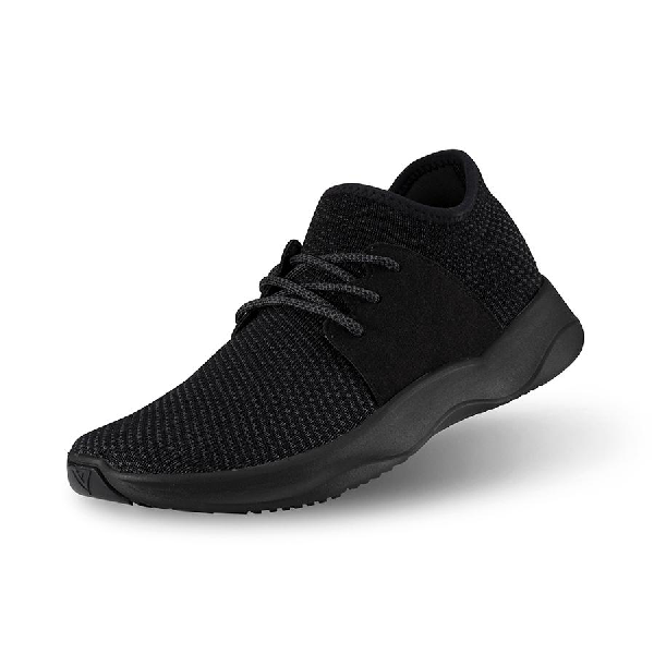 Vessi Footwear All Black