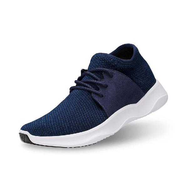 Vessi Footwear Marine Blue