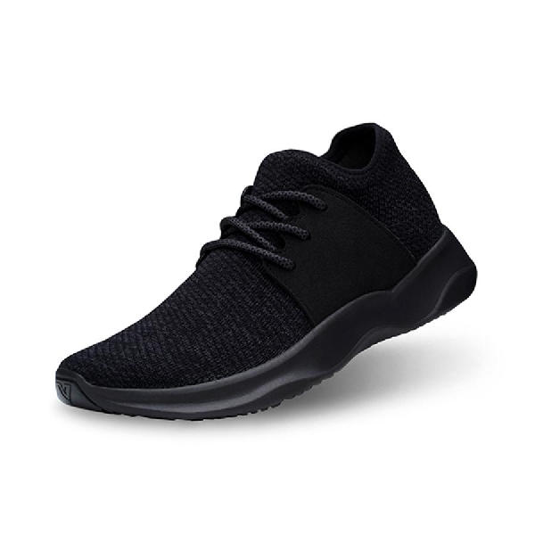 Vessi Footwear Moonlight Black On Black