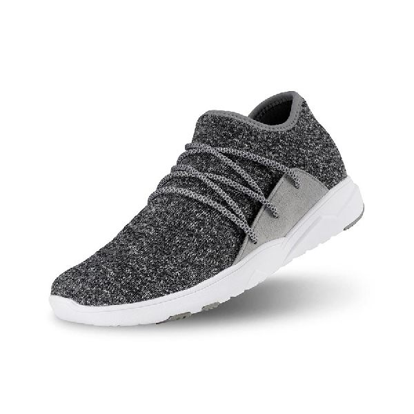 Vessi Footwear Charcoal Grey