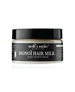 Earth's Nectar Monoi Hair Milk Moisturizer, 8 oz