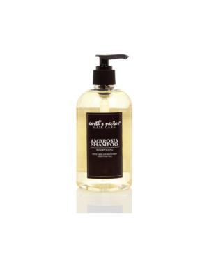 Earth's Nectar Ambrosia Shampoo, 8 oz In Light Beig