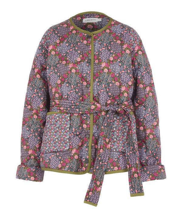 Liberty London Patti Quilted Jacket In Assorted