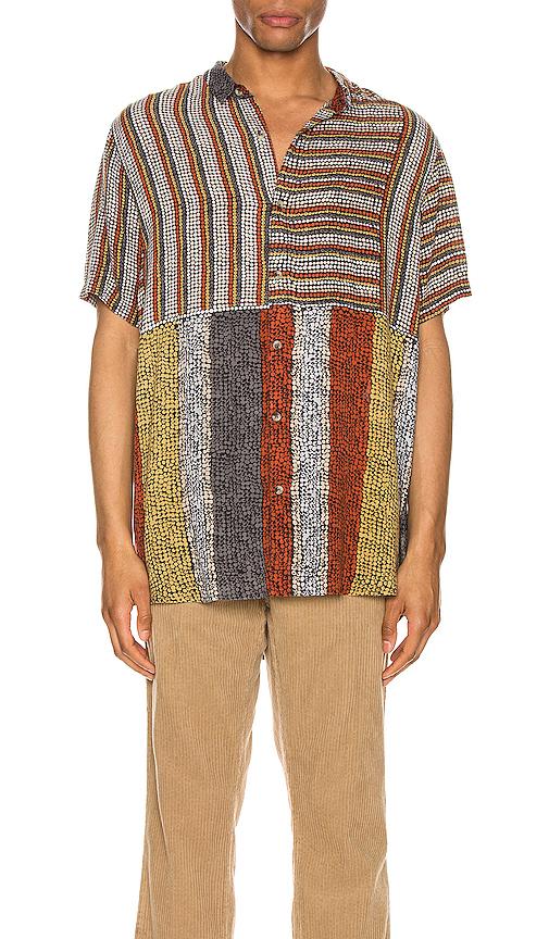 Rolla's Westley Dots Bon Shirt In Multi