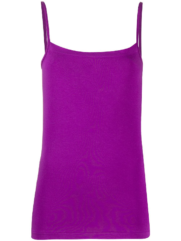 Wolford 'hawaii' Top In Purple